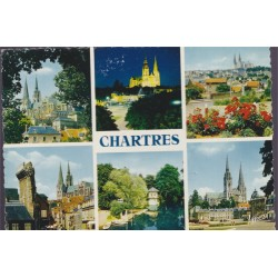 Chartres - carte postale...