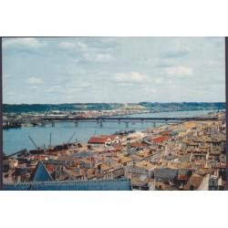 Bordeaux, la passerelle, le...