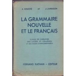La grammaire nouvelle et le...