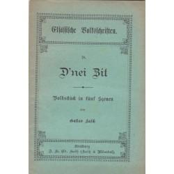 Théâtre alsacien, D'nei Bit