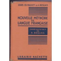 Nouvelle méthode de langue...