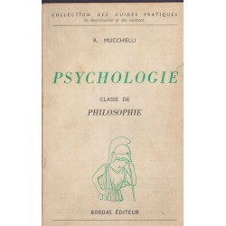 Psychologie, classe de...