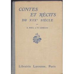 Contes et récits du XIXe...