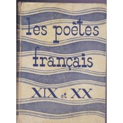 Morceaux choisis des poètes...