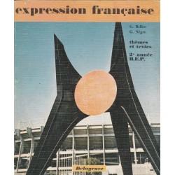 Expression française,...