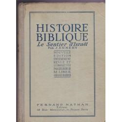 Histoire biblique, le...