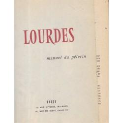 Lourdes, manuel du pélerin,...