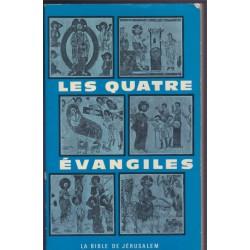 Les quatre évangiles à...
