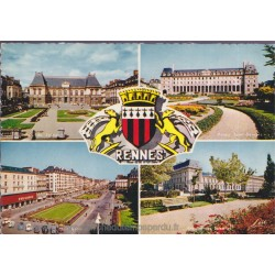 Rennes - carte postale...
