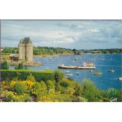 Saint-Servan, tour Solidor...