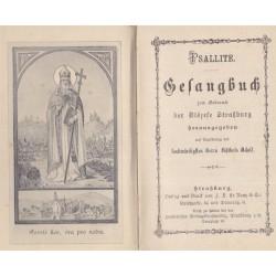 Psallite, Gesangbuch zum...