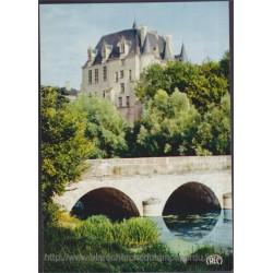 Châteauroux, le château...