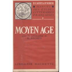 Le Moyen Age, Manuel des...
