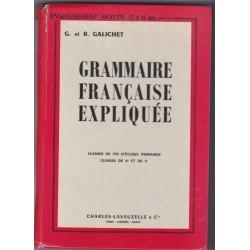 Grammaire française...