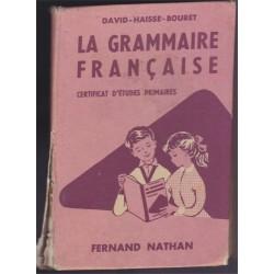 La grammaire française,...
