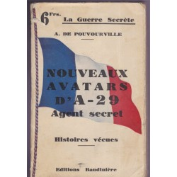 Nouveaux avatars d'A-29...