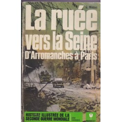 La rué vers la Seine...
