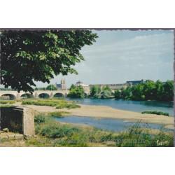 Tours, La Loire, le pont...
