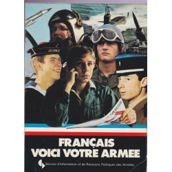 Français, voici votre...