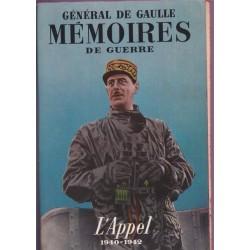 Mémoires de guerre, l'Appel...