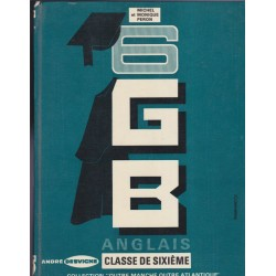 6GB Anglais, classe de...
