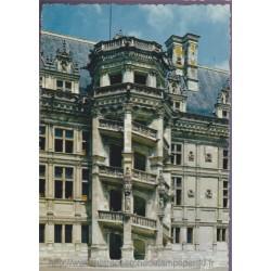 Blois, le grand escalier...