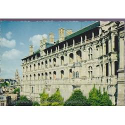 Blois, l'aile François 1er...