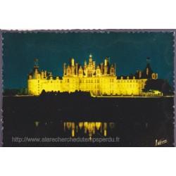 Chambord, le château...