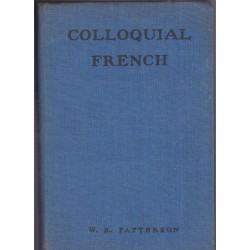 Colloquial french, William...
