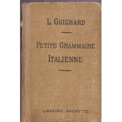 Petite grammaire italienne,...