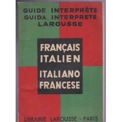 Guide interprète Français...