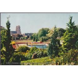 Orléans, le parc Pasteur -...