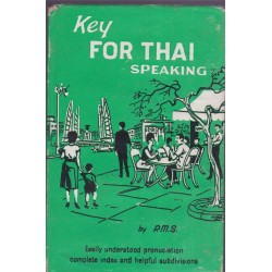 Key for thaï speaking -...