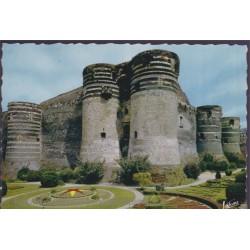Angers, le château avec ses...