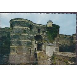 Angers, l'entrée du château...