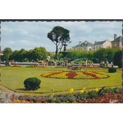 Angers, le jardin du Mail -...