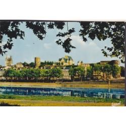 Angers, la cathédrale et le...