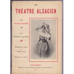 Le théâtre alsacien, Henri...