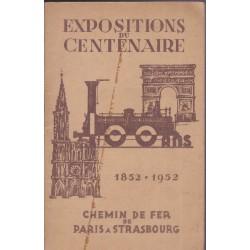 Expositions du Centenaire...