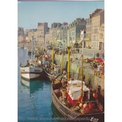Cherbourg, les cordiers au...