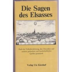 Die Sagen des Elsasses,...