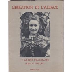Libération de l'Alsace...