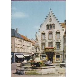 Saint-Avold, hôtel...