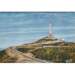 Le Puy de Dôme, sommet -...