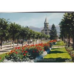 La Bourboule, square Joffre...
