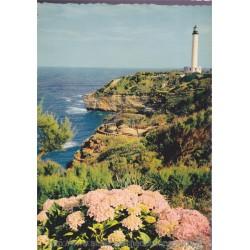 Biarritz, le phare - carte...