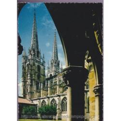 Bayonne, la cathédrale...
