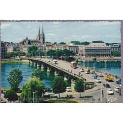 Bayonne, le pont...