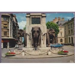 Chambéry, la fontaine des...