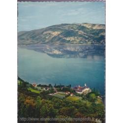 Le Lac du Bourget, l'abbaye...